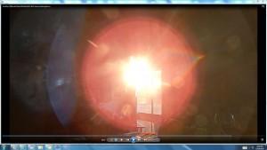 PinkFan.Sun.SunMay.(C)NjRout4.40pm14thMay2014 004 SuninmyDiningRoom.