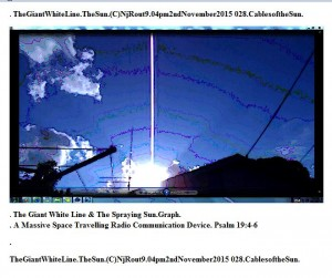 The Giant White Line & The Spraying Sun.Graph.Small.