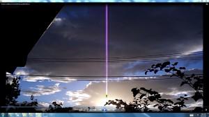 CanberraSkyThisMorning!Antennae&CamerasinGiganticCableofAlmightyGodsGigantic.TheSun.(C)NjRout.7.13am4thFebruary2016 002