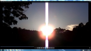 Sunrise.TheGiantWhiteLine.TheSun.(C)NjRout.7.43pm21stMarch2016 028