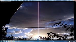 TheGiantWhiteLine.CanberraSkiesthisMorning!TheSun.(C)NjRout.7.13am4thFebruary2016 002