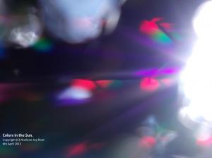 ColoursintheSun 1 (C)NoeleneJoyRout(C)6thApril2013