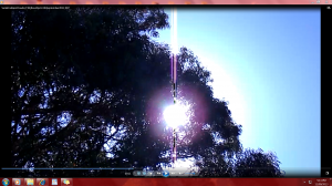 MetalinSun'sCable.Sun&Cable inClouds.(C)NjRout4pm11thSeptember2013 007
