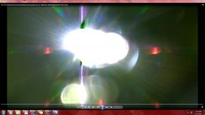 AntennaeCamera'sinSun'sCable.The Sun AntennaeCamerasCableGreenSprayingCoins (C) NJRout11.496thApirl2013 019 Click