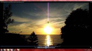 Antennae&Camerasincablesofthesunoperatingover&possiblywithintheseaatBondi(C)NjRout24thNov2013