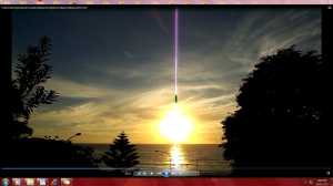 Antennae&CamerasofSunoperatingoverBondiSea.2.21stNov2013(C)NjRout24thNov2013 074PNG