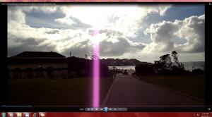 StreetLevelCameraSurveillanceatBondiPark.(C)NjRout24thNovember2013