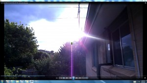 SunSpraying.PinkFan.Ant&Cams.Cable.6.Suncloudy(C)NjRout7.13pm15thDec2013-001-AntennaeSunSpraying