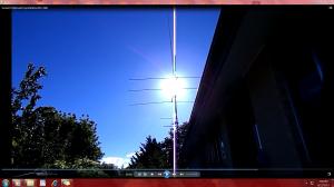 Sun's&MyAntennae.15.Sunset(C)NjRout6.51pm6thDec2013 006