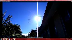 Sun's&MyAntennae.7.Sunset(C)NjRout6.51pm6thDec2013 006