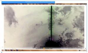 TheGiantWhiteLine.SunApril.2.(C)NjRout7thApril2014 013 Ant&Cams.Wp.Graph.Negative