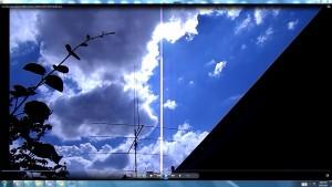 TheGiantWhiteLine.SunsMassiveCables(C)NjRout4.52pm16thDec2013.010.Ants&Cams.