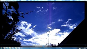 WaterPipeorCableaboveMyAntennae.SunFeb3rd.2.(C)NjRout6.48pm3rdFeb2014-017-CablesMyAntennae.