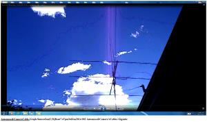 Antennae&CameraCable.Graph.SunsetJan(C)NjRout7.47pm3rdJan2014 002 Antennae&CamerasCablesGigantic