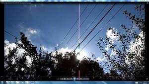Antennae&CamerasinCableaboveTheSun.2.SunMarch(C)NjRout10.26am3rdMarch2014-002-SunCableAnt&Cams.