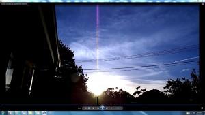 Antennae&CamerasinCableofTheSun.3.SunMarch(C)NjRout8.13am16thMarch2014-051