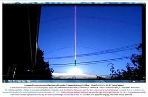 Antennae&CamerasinacableofTheGreaterChandelier.7.SunmornFebruary(C)NjRout7.50am20thFeb2014 003.WP.Graph.Snipped.
