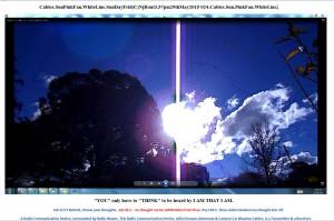 Cables.SunPinkFan.WhiteLine.SunDayFrid(C)NjRout3.57pm29thMay2015 024.Cables.Sun.PinkFan.WhiteLine.