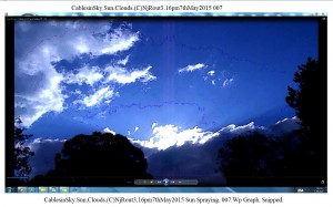 CablesinSky.Sun.Clouds.(C)NjRout3.16pm7thMay2015 Sun Spraying. 007.Wp Graph. Snipped.