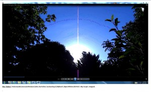Our Father! Antennae&CamerasintheSunsCable.OurFather.SunSunday.(C)NjRout7.20pm14thDec2014 027. Wp Graph. Snipped.