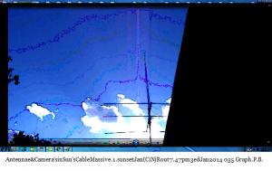 Antennae&Camera'sinSun'sCableMassive.1.sunsetJan(C)NjRout7.47pm3edJan2014 035 Graph.P.B.