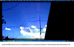 Antennae&Camera'sinSun'sCableMassive.2.sunsetJan(C)NjRout7.47pm3edJan2014 035 Graph.P.B.