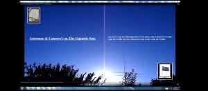 Antennae&CamerasinCableGiganticInvisible.3.SunsetFeb.2.(C)NjRout8.01pm5thFeb2014 005 024 Antennae&Cameras. Jer23.24