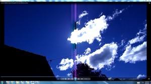 Antennae&CamerasinCablesMassiveofTheGiganticSun.sunmorn(C)NjRout1.45pm17thAug2013-033-GiantWhiteLineCables.