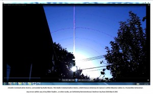 AntennaeRisingintheSun'sCable.A1.Sunrise(C)NjRout23rdMarch2013 015.RadioCommunicationDevice.WP.Graph.Snipped.