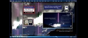 CablesMassive_SunAussie(C)NjRout5_33pm29thNov2013-062-CableMassive.D.Top.Antennae.Lge.Aus.Scripture.Blue.Border.T.O.
