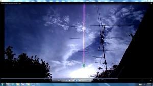 Antennae&CamerasinCableofTheSun.2.Suneve(C)NjRout7.28pm8thDec2013 004
