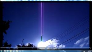 Antennae&CamerasinMassiveCableofTheGiganticSun.2.SunriseMarch(C)NjRout1.27pm7thMarch2014 006.CableMassive.