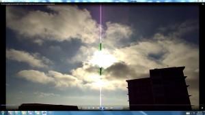 Antennae&CamerasinSunsCable.BondiCopyright(C)bracketedNjRout6.05pm23rdNov2013 105