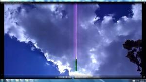 Antennae&CamerasinSunsMassiveCable.2.SunMarch(C)NjRout3.04pm2ndMarch2014 011 CablesAntennaeCameras.T.O.