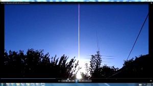 I.AM.Found!TheBible.C.Antennae&CamerasinSunsCable.SunsetFeb.2.(C)NjRout8.01pm5thFeb2014 005 034 Antennae&Cameras.
