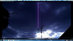 SunSetClouds.CNjRout8pm29thJan2014.009.2.CablesMassiveofTheSun&theGiantWhiteLine.