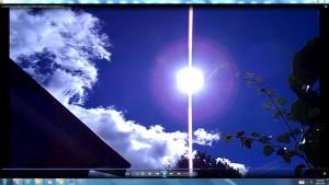WhiteLinesSun.PinkFan..1.Sun10February(C)NjRout10.53am20thFeb2014 006 SunPinkCablesAntennaeCamera'sWhiteLine.
