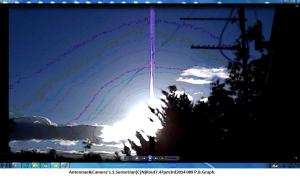 Antennae&Cameras.1.SunsetJan(C)NjRout7.47pm3rd2014 089 P.B.Graph.