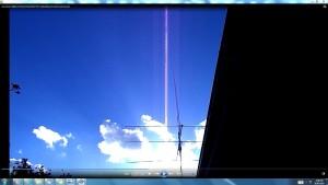Antennae&CamerasinGiganticCablesofTheGiganticSun.SunsetJan(C)NjRout7.47pm3rdJan2014 035 CablesMassive.Antennae&Cameras.