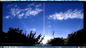 Antennae&CamerasintheSunsCable.1.Sun&Noelene(C)NjRout6.59pm3rdNov2014.12