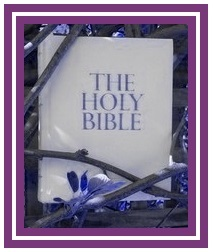 BiblePurple.1. (C) Noelene Joy out 12th January 2013.PurpleBordererd.