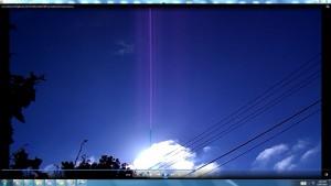 CableGigantic.SunriseMarch(C)NjRout1.27pm7thMarch2014 006 SunCablesAntennaeCameras.