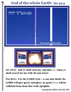Flag.YEHOVAH.(C)Njrout11thJuly2015.Australia.Small.Godofthewholeearth.