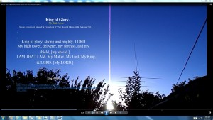 I.AM.Found!TheBible.B.Antennae&CamerasinSunsCable.SunsetFeb.2.(C)NjRout8.01pm5thFeb2014 005 034 Antennae&Cameras.KingofGlory.