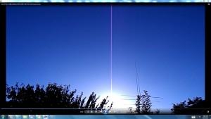 MassiveCablefofTheGiganticSun.SunsetFeb.2.CNjRout8.01pm5thFeb2014-005-024-AntennaeCameras