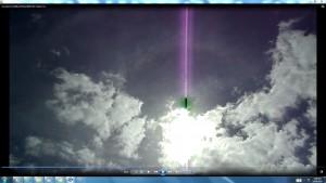 Antennae&CameraBearingCableofTheSun.SunApril.2.(C)NjRout7thApril2014 010 Cables.T.O.