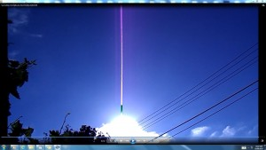 Antennae&CamerasinCableofSun.19.SunriseMarch(C)NjRout1.27pm7thMarch2014 005