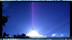 Antennae&CamerasinCableofSun.24.SunriseMarch(C)NjRout1.27pm7thMarch2014 005