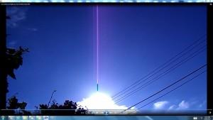 Antennae&CamerasinCableofSun.25.SunriseMarch(C)NjRout1.27pm7thMarch2014 005
