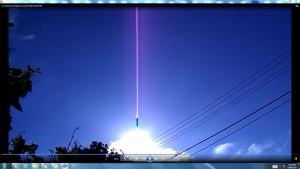 Antennae&CamerasinCableofSun.4.SunriseMarch(C)NjRout1.27pm7thMarch2014 005